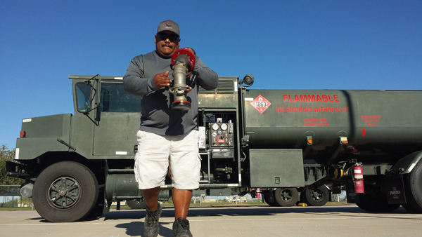 Chiulista Services specializes in base operations and fire systems support.
