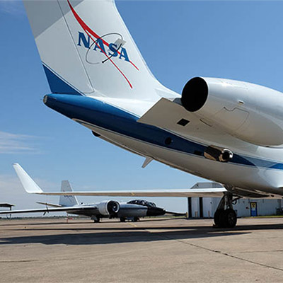 Yulista Tactical performs fixed wing aircraft maintenance/modifications, logistics, and engineering services for NASA