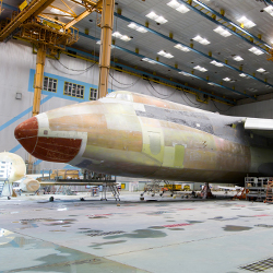 Yulista-Solutions painting and depainting services on C5-C17-C130-F15-RQ4 series aircraft