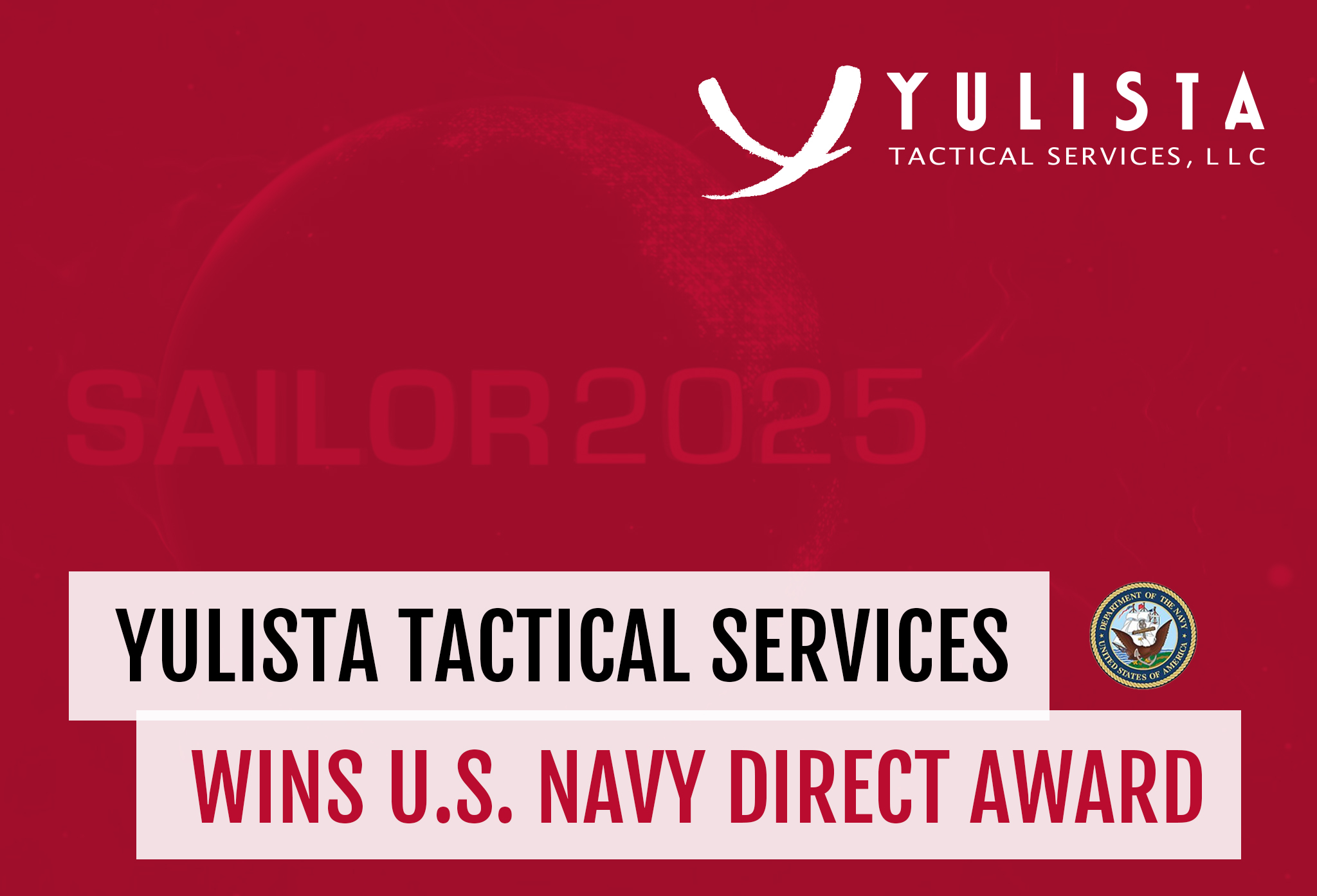Yulista-Tactical-Services-Navy-Direct-Award-Win
